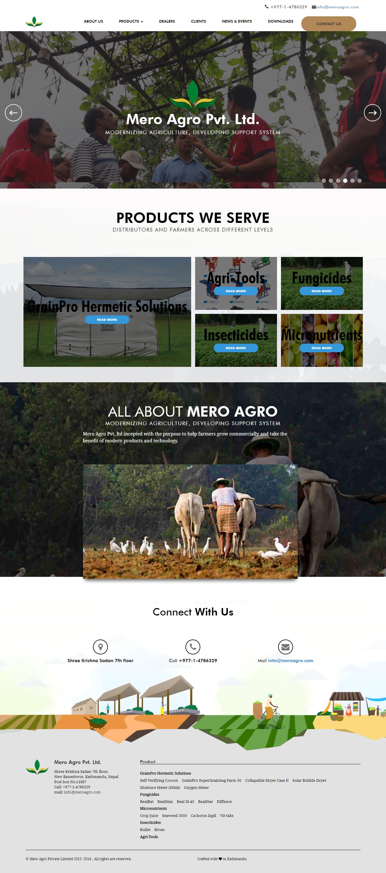 Mero Agro Pvt. Ltd.