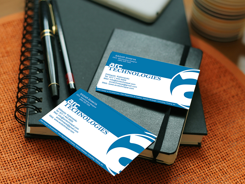 Arc Technologies Business card